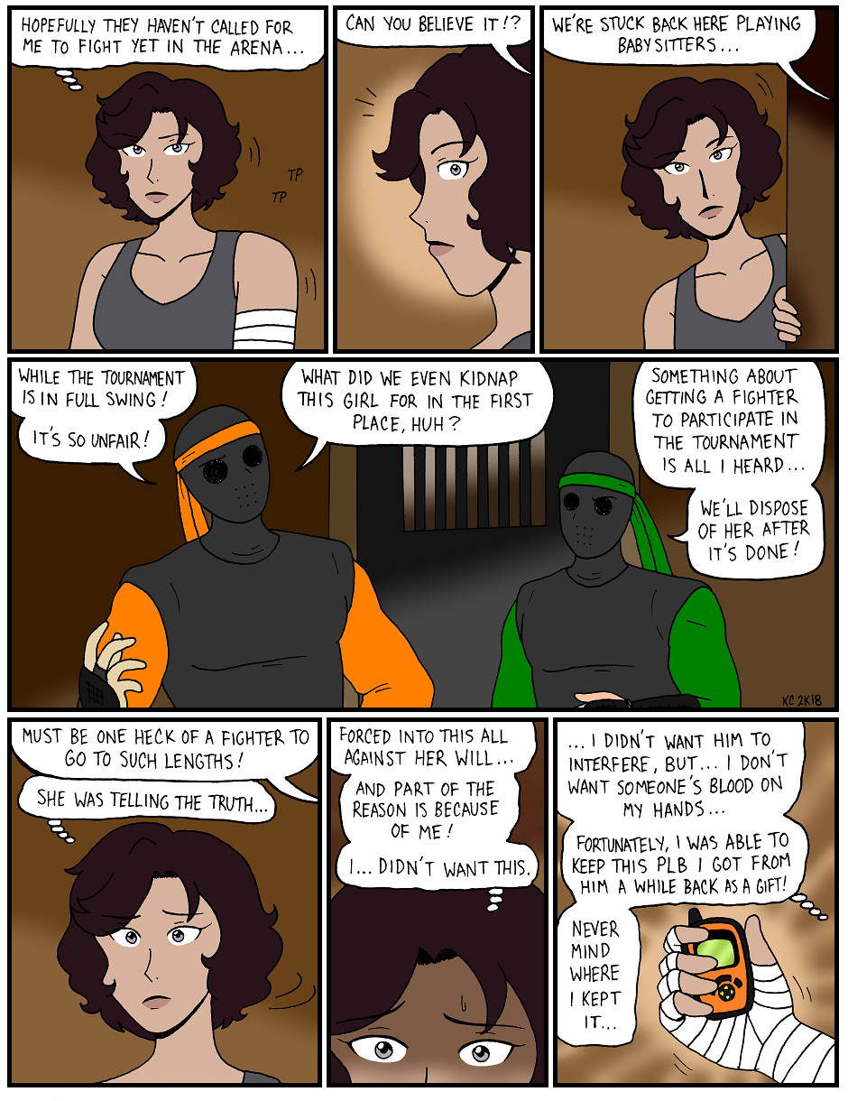 Coffee of Fury, Part 78 - Didn't Ask For This